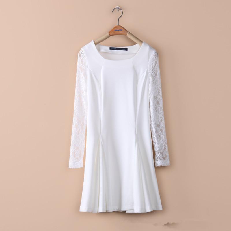 6c162eff2c Female Lace Slim Dress